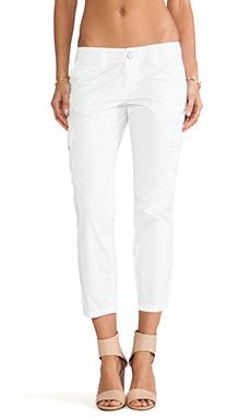 Sanctuary City Sport Pants in White