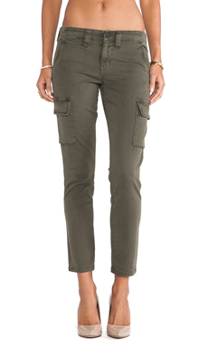 Sanctuary The Adventuress Pant in Fatigue