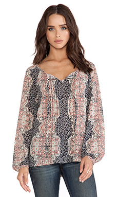 Sanctuary Boho Top in Vanilla