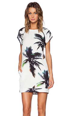 SAM&LAVI Shay Dress in Palm Drive