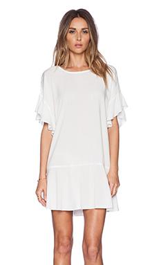 SAM&LAVI Giselle Dress in White