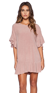 LAVI by SAM&LAVI Adalynn Dress in Desert Sand