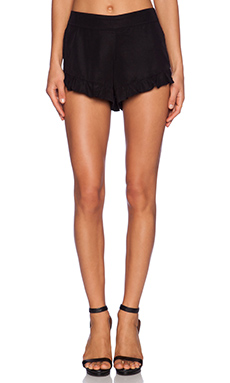 SAM&LAVI Lydie Short in Black