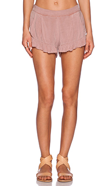 LAVI by SAM&LAVI Callie Shorts in Desert Sand