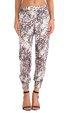 SAM&LAVI Lessa Pant in Urban Animal