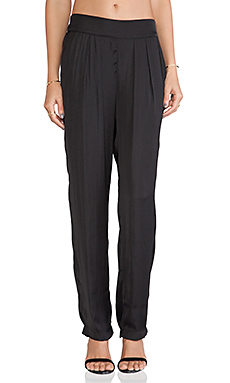 SAM&LAVI Loren Pant in Black
