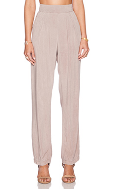 LAVI by SAM&LAVI Parker Pant in Oyster