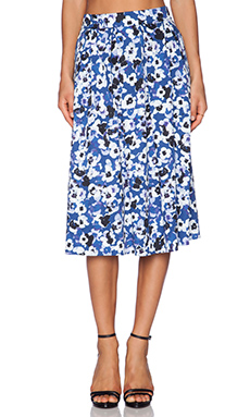 SAM&LAVI Isadora Skirt in Pansy