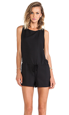 SAM&LAVI Masyn Romper in Black