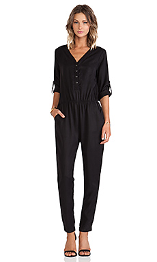 SAM&LAVI Jenni Jumpsuit in Black