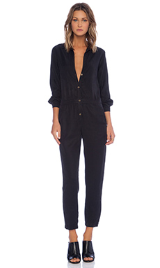 SAM&LAVI Piper Jumpsuit in Black