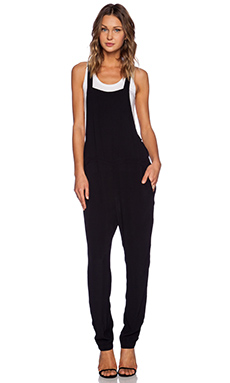 SAM&LAVI Lilian Jumpsuit in Black