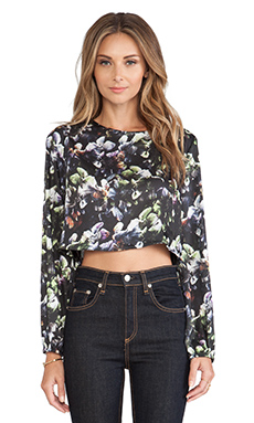 SAM&LAVI Cordelia Top in Botanica