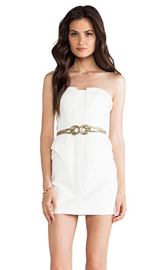 Sass & Bide As It Were Dress in Ivory