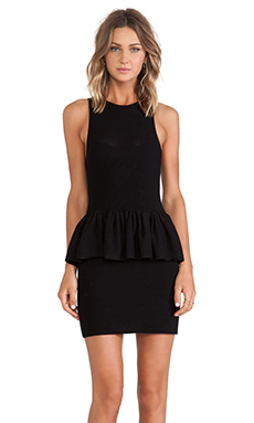 Sass & Bide The Bumper Issue Dress in Black