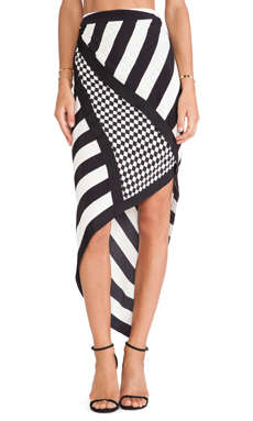 Sass & Bide Great Tomorrow Skirt Scarf