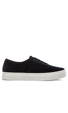 SATURDAYS NYC Jay Suede Sneaker in Navy
