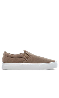 SATURDAYS NYC Vass Slip On en Sparrow
