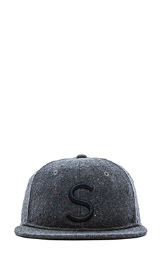 SATURDAYS NYC Rich Boucle Hat en Bleu