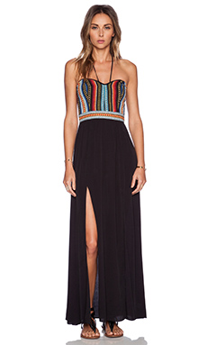 SAYLOR Cary Maxi Dress in Multi