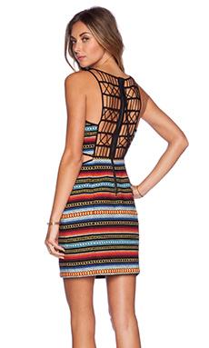 SAYLOR Jaclyn Dress in Multi