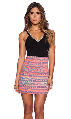 SAYLOR Jaide Dress in Multi