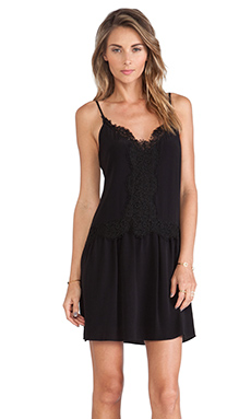 SAYLOR Ruby Dress in Black