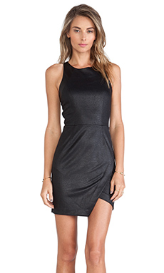 SAYLOR Eliana Dress in Black