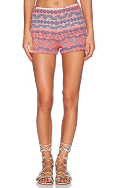 SAYLOR Illyssa Short in Multi
