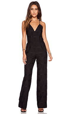 SAYLOR Sara Jumpsuit in Black