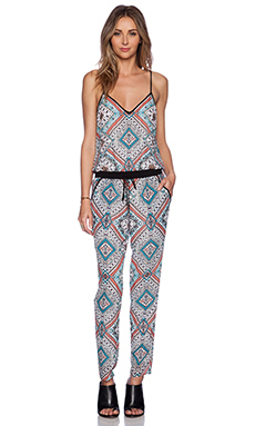 SAYLOR Harley Jumpsuit in Multi