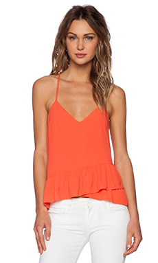 SAYLOR Jill Top in Persimmon