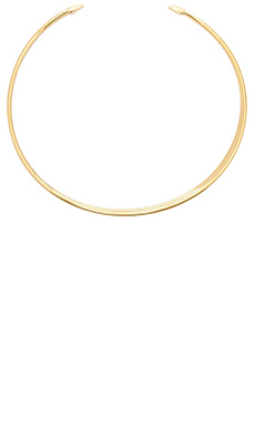 Stella and Bow Venice Collar Necklace in Gold