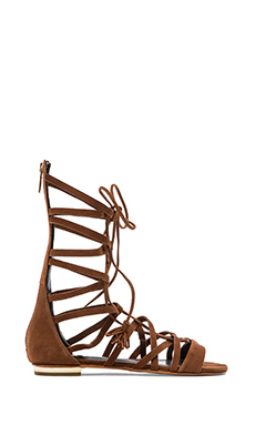 Schutz Billa Sandal in Suflair