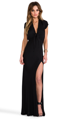 STONE_COLD_FOX x REVOLVE Lust Gown in Black