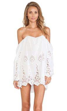 STONE_COLD_FOX Marrekech Dress in White