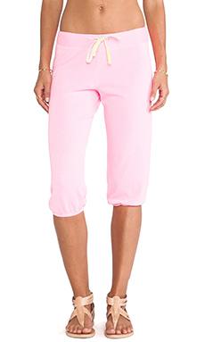 SUNDRY Capri in Neon Pink Pigment