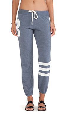 SUNDRY 03 Sweatpant in Grey Blue