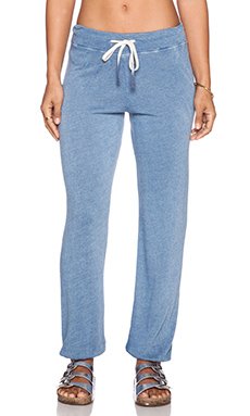 SUNDRY Basic Sweatpant in Chambray