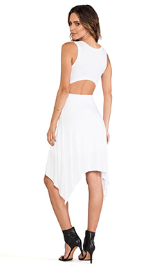 sen India Dress in White