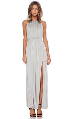 sen Flaviana Dress in Light Grey