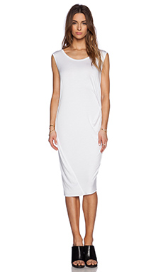 sen Alaia Dress in White