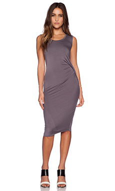 sen Alaia Dress in Slate