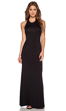 sen Marta Maxi Dress in Black