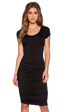 sen Shayna Dress in Black
