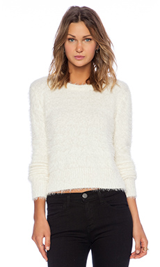 sen Quinn Sweater in Off White