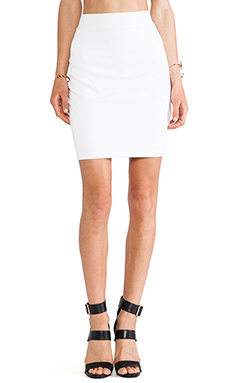 sen Tyler Skirt in White