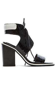 SENSO Riley IV Heel in Ebony