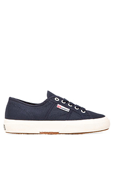 Superga 2750 Cotu Classic Sneaker in Navy