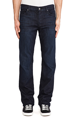 7 For All Mankind Luxe Performance Standard in Dark Authentic